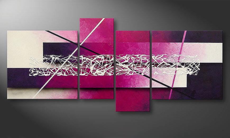 Connection 180x80x2cm tela