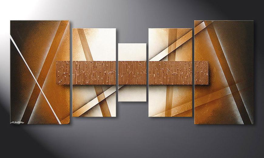 Copper Spectacle 160x70x2cm tela