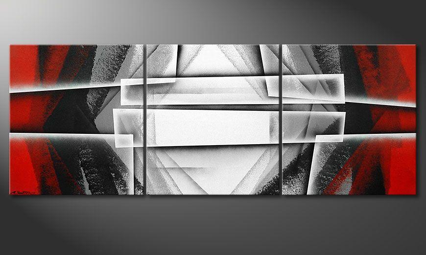 Deep Silence 180x70x2cm quadro