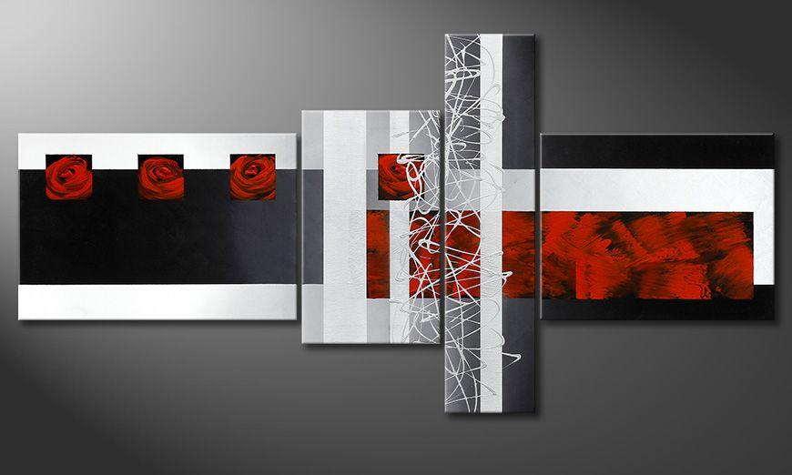 Fameless Emotions 160x80x2cm quadro