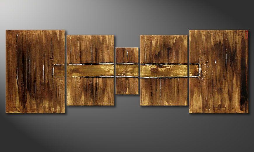 Infinity 200x70x2cm quadro
