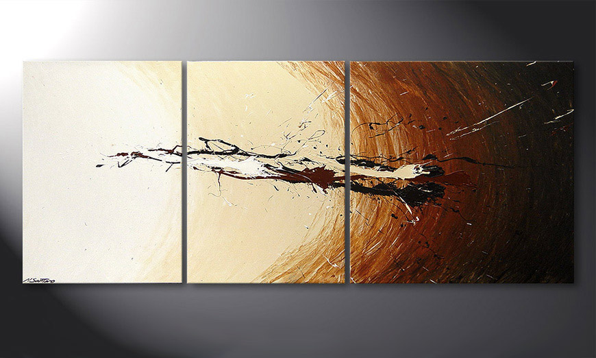 Power of Earth 170x70x2cm quadro