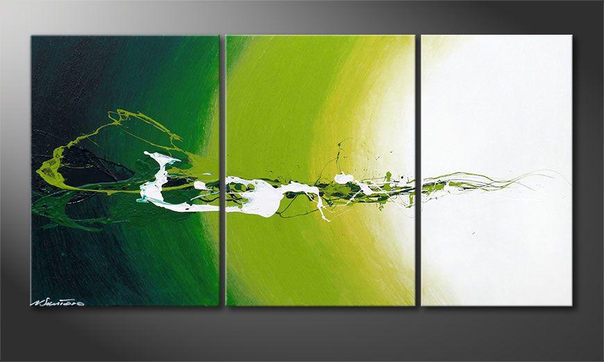 Power of Nature 140x70x2cm quadro moderno