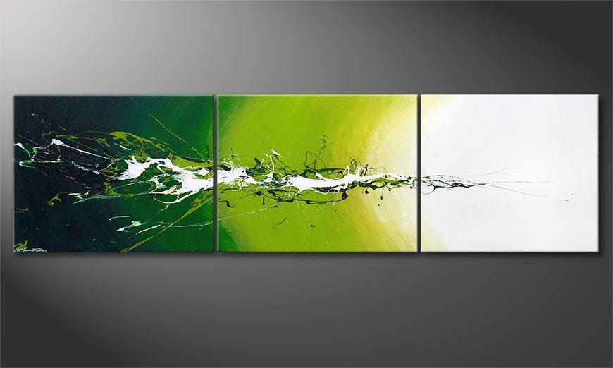 Power of naturae 260x70x2cm quadro XXL
