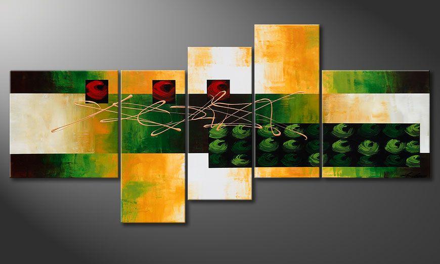 Quiet Love 190x90x2cm quadro