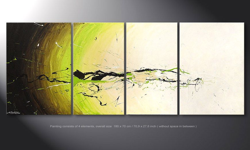 Spirit of Nature 180x70x2cm quadro