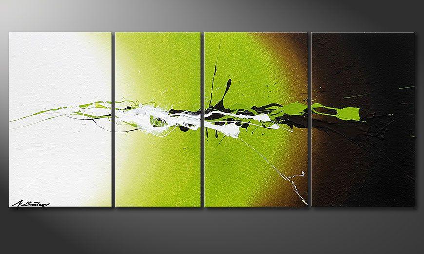 Quadro moderno Juicy Splash 115x50x2cm