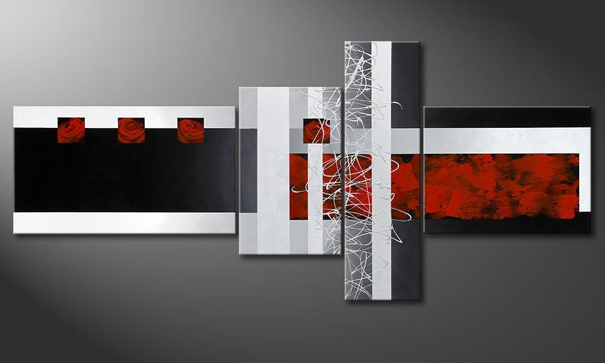 Quadro su tela Fameless Emotions 220x100x2cm