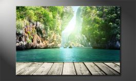 'Rocks on Railay' quadro