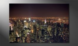 'Big Apple' quadro