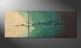 La pittura esclusivo 'Into The Depth' 180x70cm