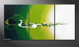'Power of Nature' 140x70cm quadro moderno