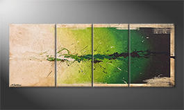 Quadro 'Moment Of Hope' 180x70cm