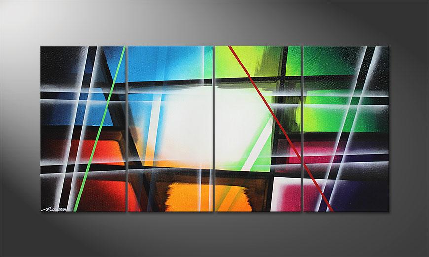 Prisma 160x80x2cm tela