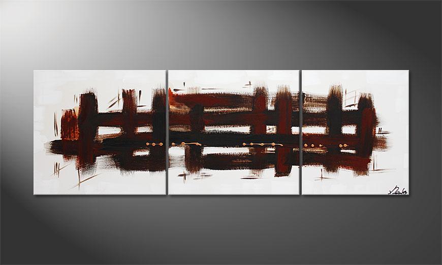 Ways 170x60x2cm quadro