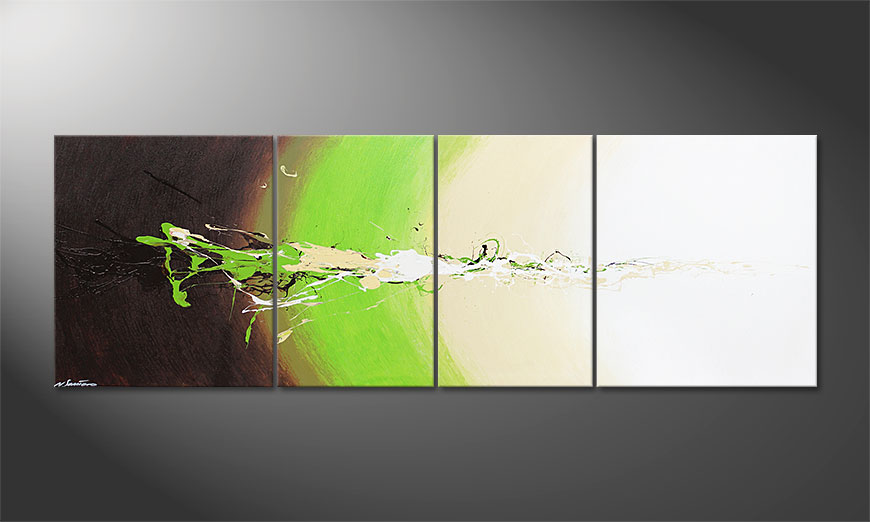 Quadro-XXL Fresh Splash 240x80x2cm
