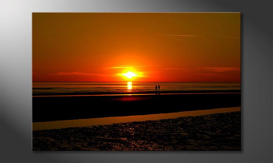Afterglow quadro