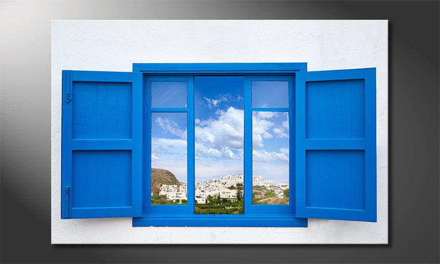 Almeria View quadro