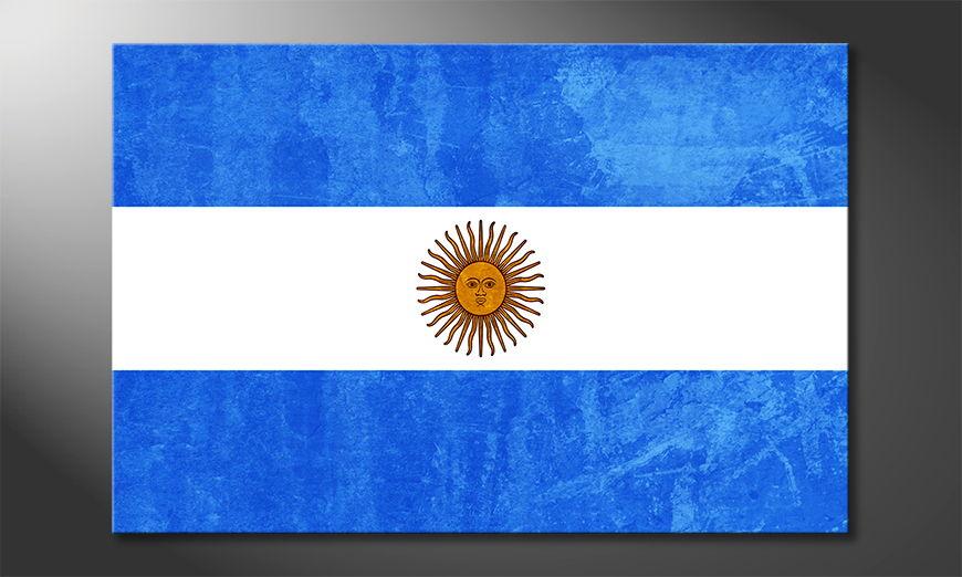 Argentina quadro moderni