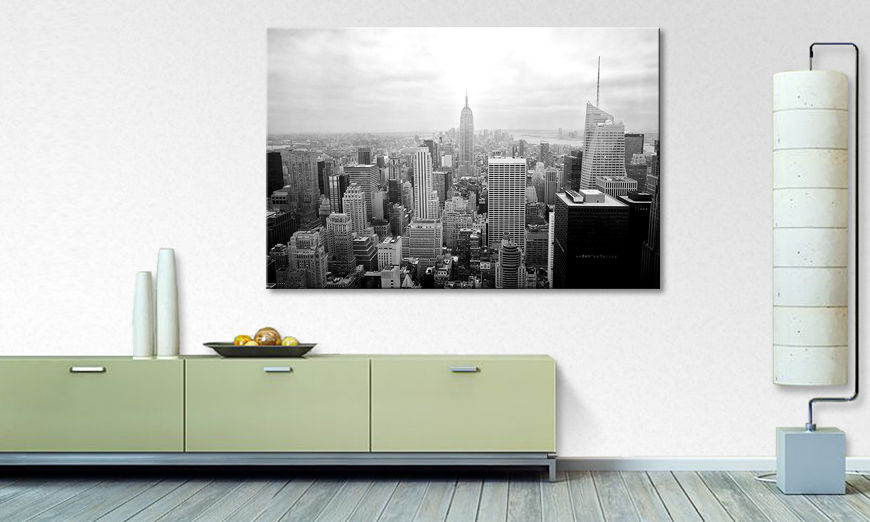 Arredamento moderno New York Retro