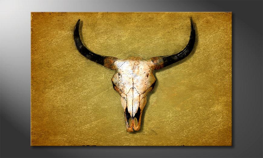 Arredamento moderno The Bull