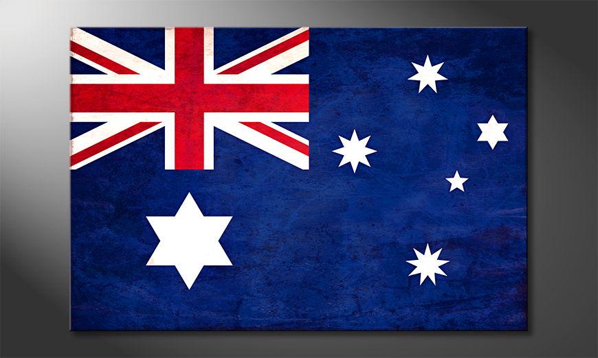 Australia quadro moderni