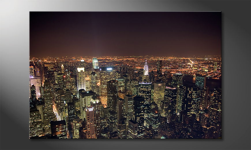 Big Apple quadro