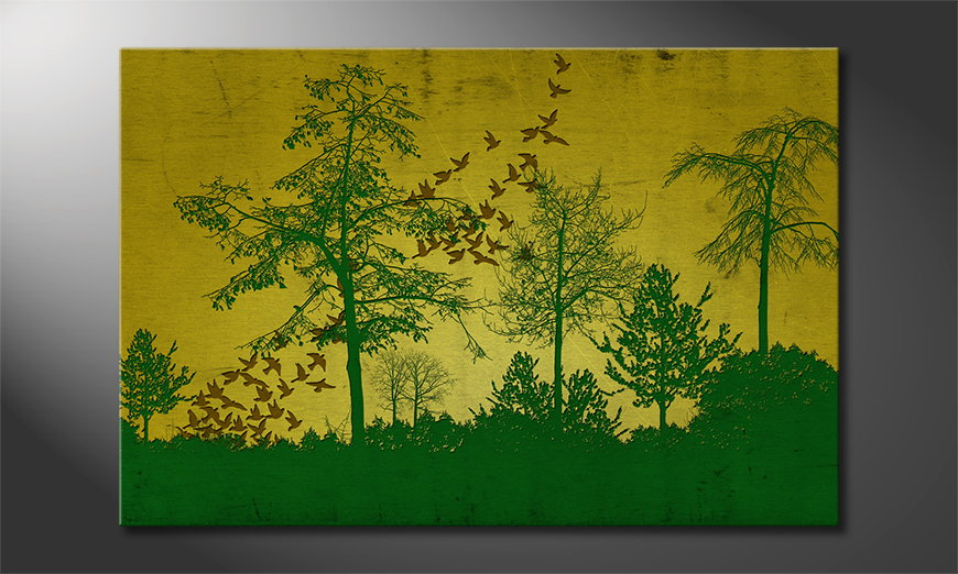 Birds-in-Forest-quadro