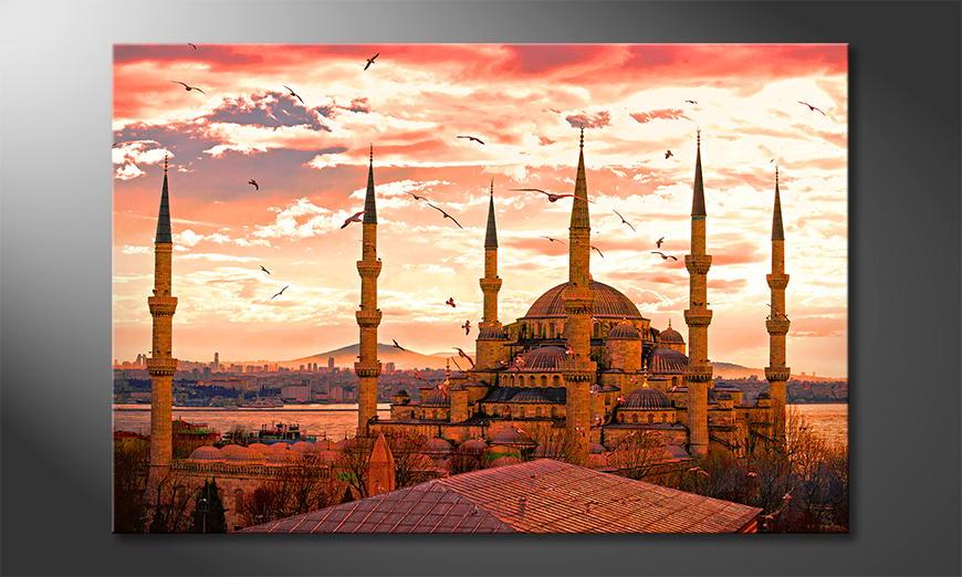 Blue Mosque quadro