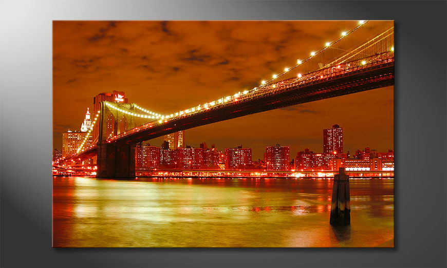 Brooklyn Bridge quadro