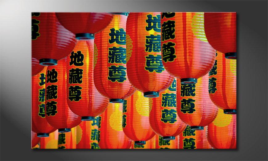 Chinatown quadro