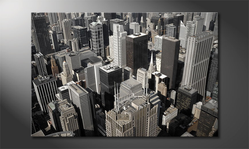 City-of-Chicago-quadro