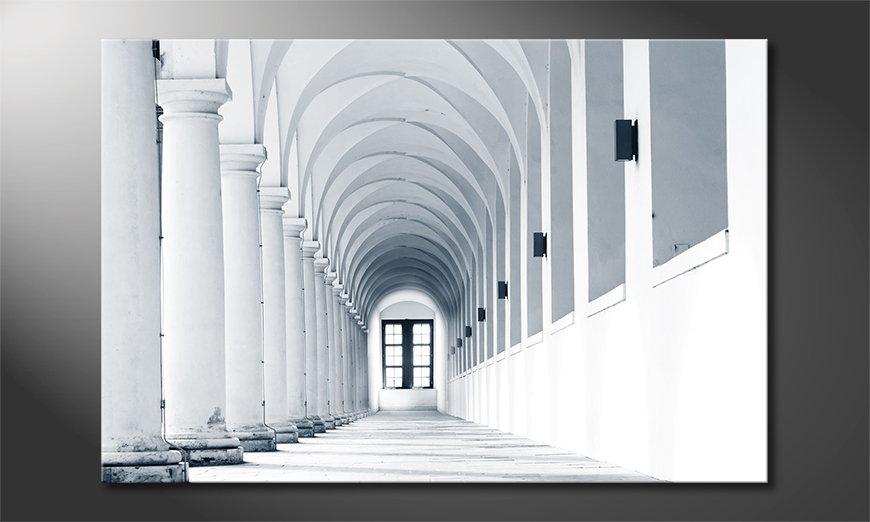 Columns Gallery tela