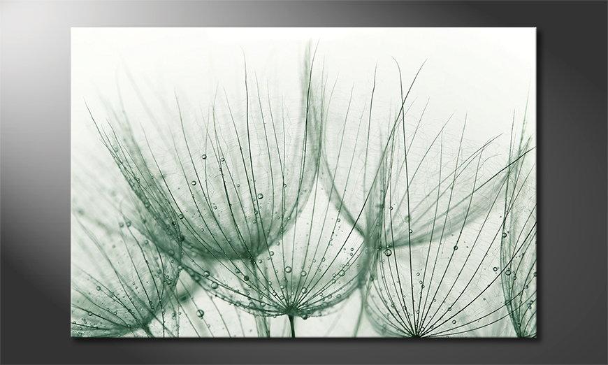 Dandelion Detail tela