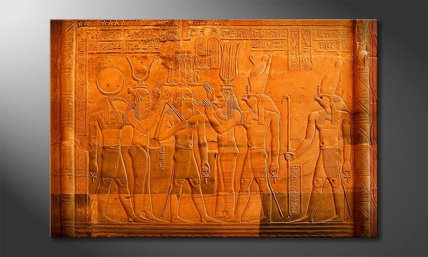Egypt quadro