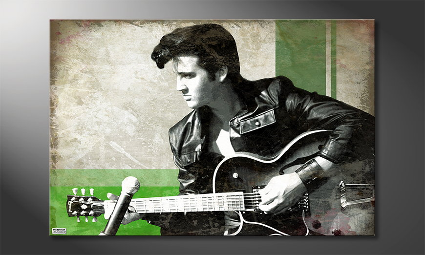 Elvis quadro