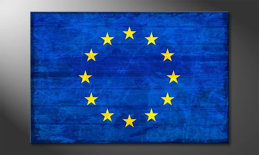 Europa quadro moderni