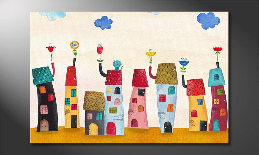Fairytale Town tela