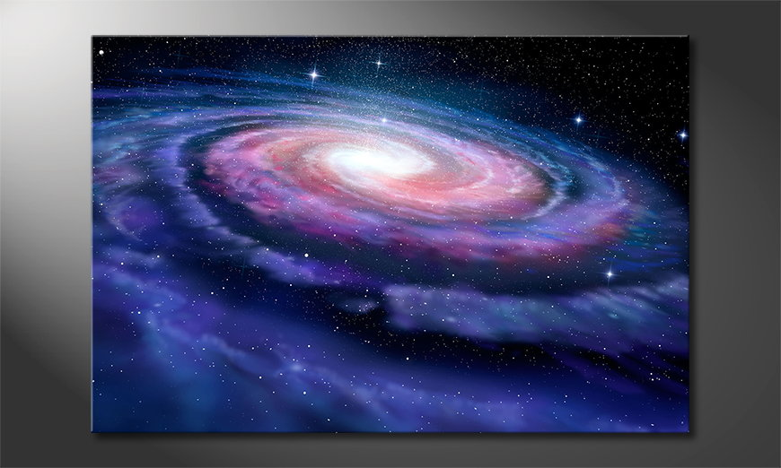 Far Galaxy quadro