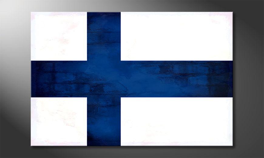 Finlandia quadro moderni