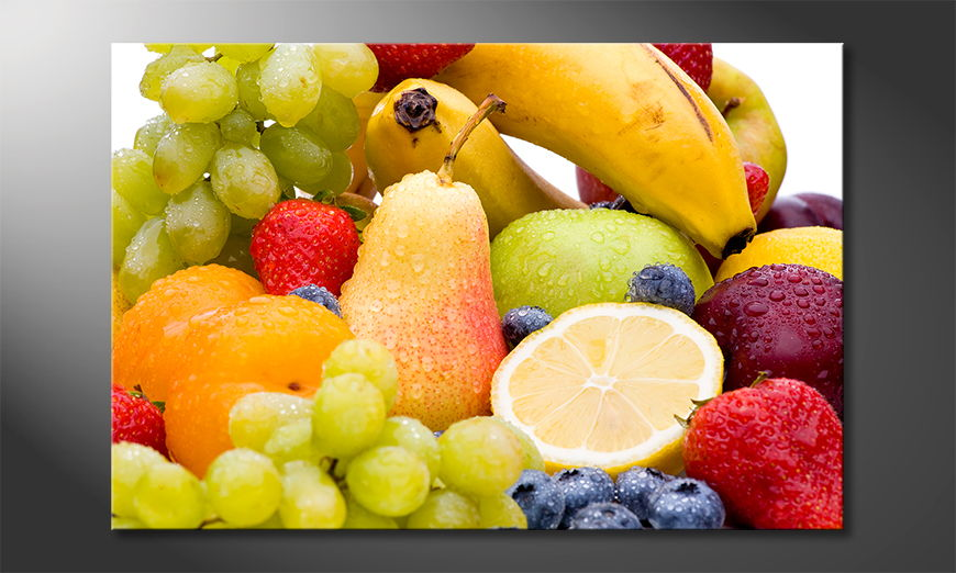 Fruits quadro