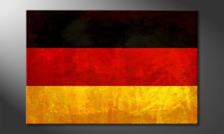 Germania quadro moderni