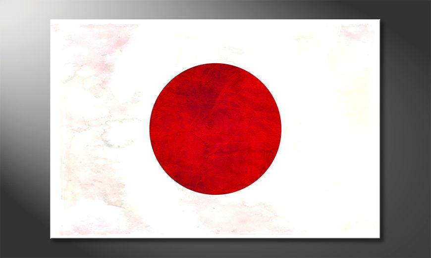 Giappone quadro moderni - Quadri XXL