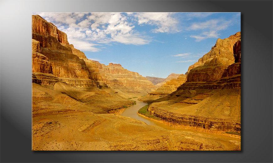 Grand Canyon quadro