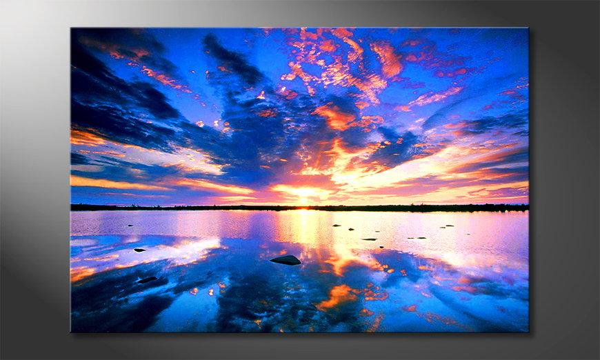 Heaven on Earth quadro
