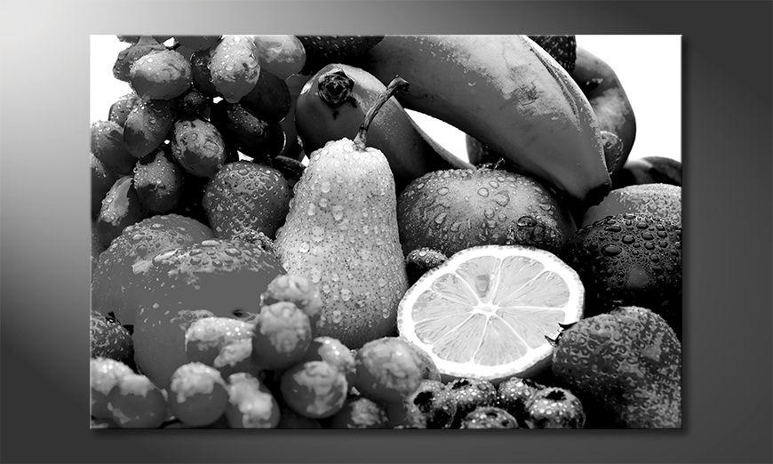 I quadri stampati Fruits