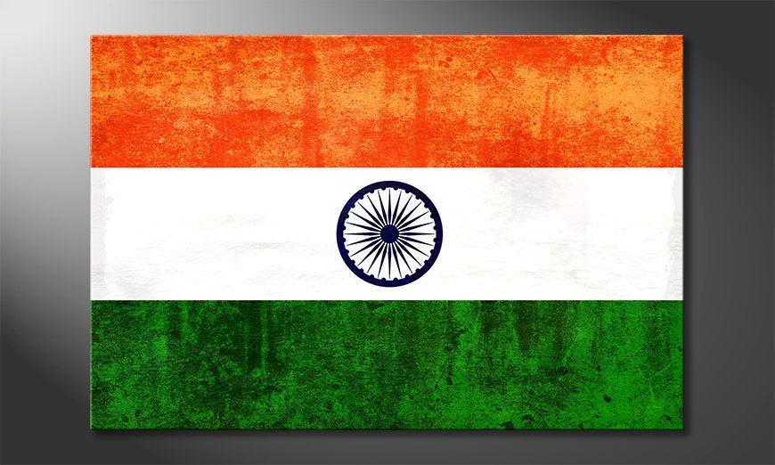 India quadro moderni