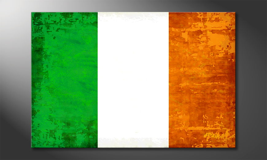 Irelanda quadro moderni
