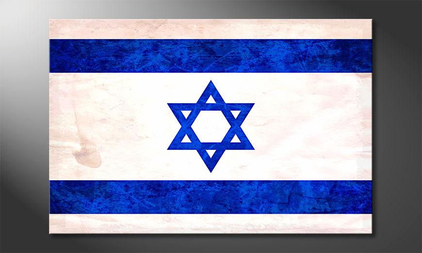 Israele quadro moderni