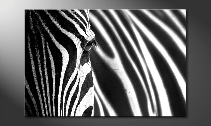La bella pittura Animal Stripes